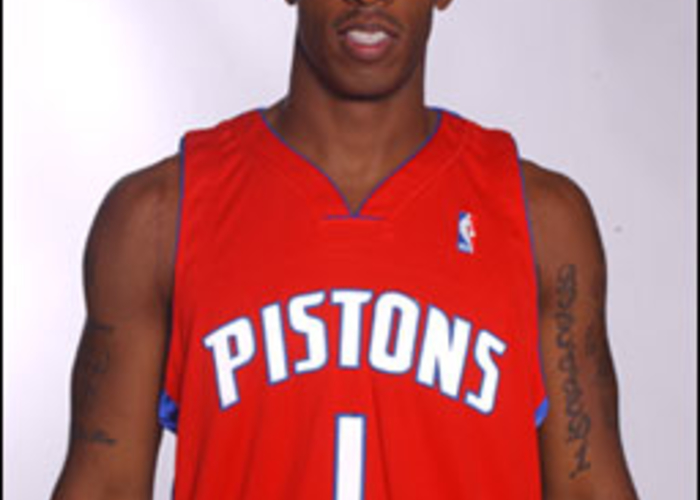 4209f4d0ff0d Detroit Pistons Introduce Second Road Jersey In Red