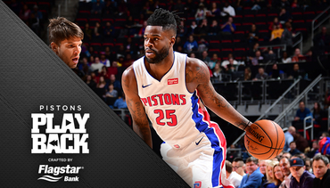 'A lot of positives' as Pistons build 30-point lead, cruise past Cavs