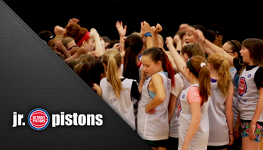 Jr. Pistons: Pistons Academy Annual All-Girls Camp