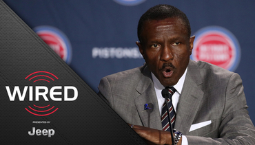 Wired: Dwane Casey
