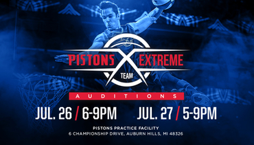 Extreme Team Auditions
