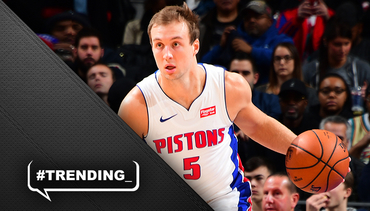 Depleted roster forces big minutes on Kennard – and he responds with career night