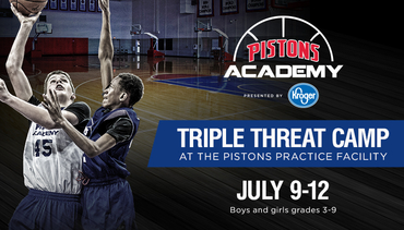 Triple Threat Camp, July 9-12