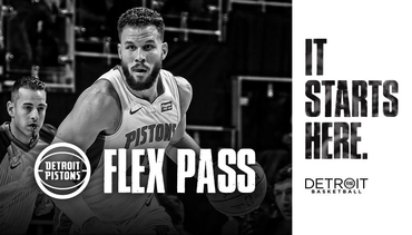 Pistons Flex Pass