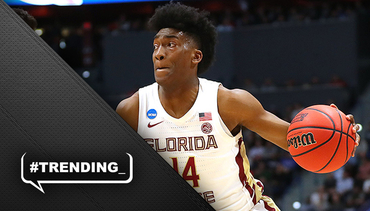 In Florida State's Mann, Pistons could be adding the qualities they saw in his best friend – Bruce Brown
