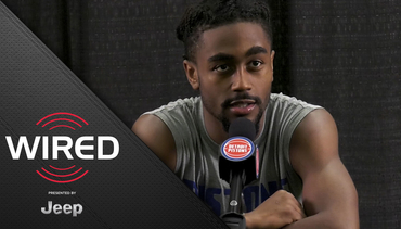 Wired, presented by Jeep: Draft Workouts June 14