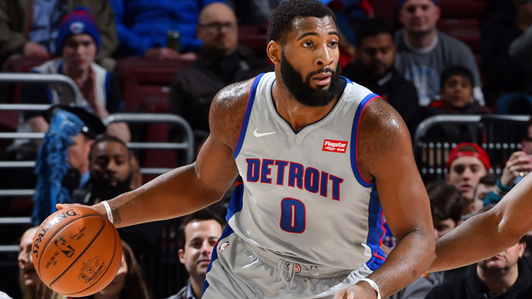 Andre Drummond makes All-Star team as injury replacement