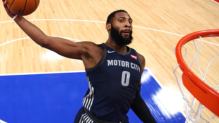 Andre drummond pistons