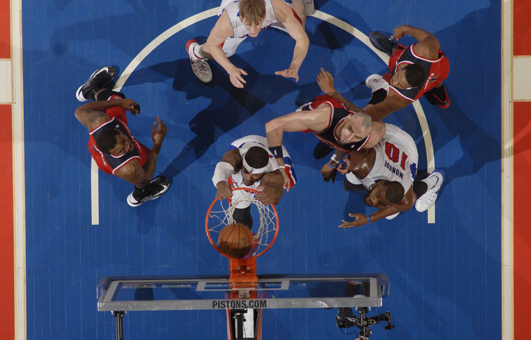 2013-14 Pistons Photos of the Year