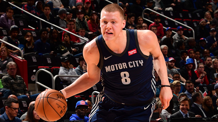 1e1c94cfa Henry Ellenson didn t get much playing time in his second season at the  deepest position on the Pistons roster