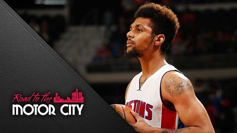 Rookie Michael Gbinije is making a move in the fight for playing time off of Stan Van Gundy's bench