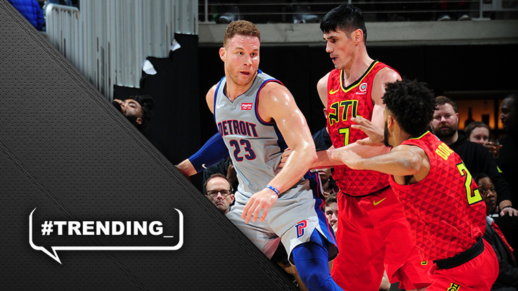 Pistons hold off Hawks rally to win 104-98