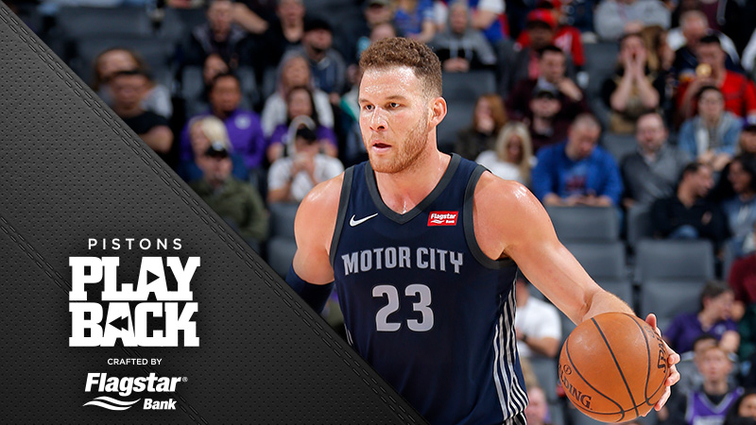 Blake Griffin Fires Blatant Shot At Clippers While Praising Pistons