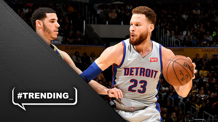 eceba2f879b A 4-game home stand shaping up as critical for Pistons playoff drive. Blake  Griffin ...