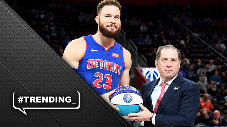 0c20bb8bebc Blake Griffin will make his sixth All-Star appearance this weekend – but  his first in four years and his first representing the Pistons