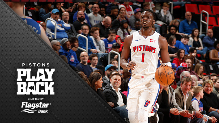 Jackson sparks Pistons in OT victory over Mavs