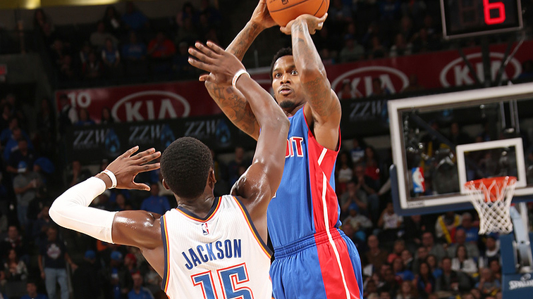 Jennings carries Pistons in grinding OT win at OKC ...