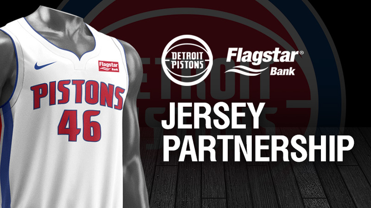 Detroit Pistons and Flagstar Bank Announce Historic Jersey Partnership ef4e422ab
