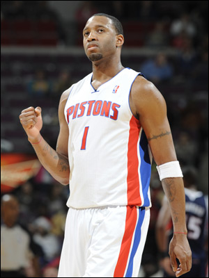 tracy mcgrady pistons