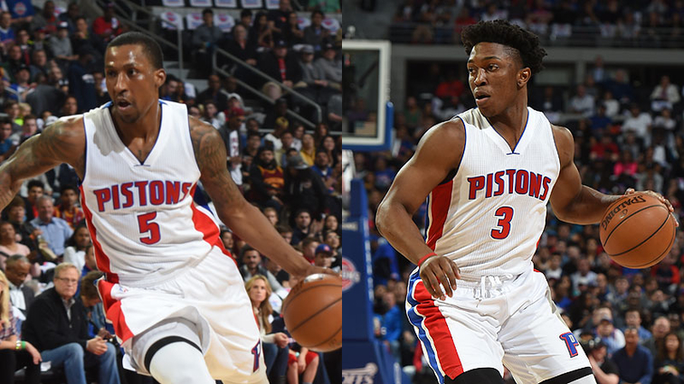 Kentavious Caldwell-Pope, Stanley Johnson