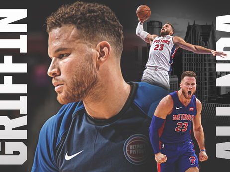 Blake Griffin Named to 2018-19 All-NBA Third Team