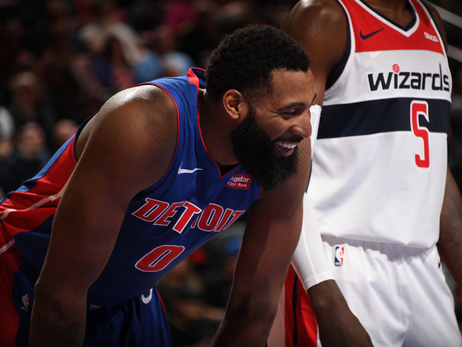 Pistons 121, Wizards 112