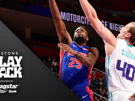 Shots run cold, frustrations runs hot as Pistons get stung by Hornets