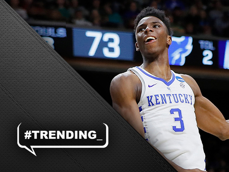 Second-Round Candidate: Hamidou Diallo