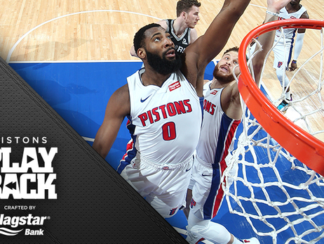 Instant replay: Big early lead vanishes as Pistons bench again struggles in loss