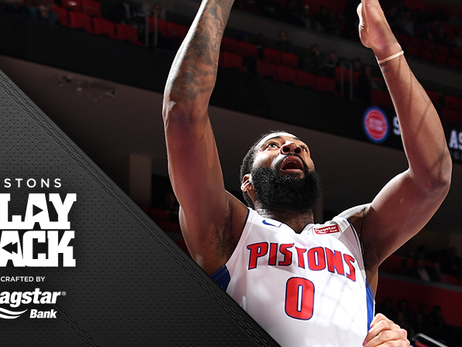 Pistons lose Drummond, Smith but come back to beat the Heat