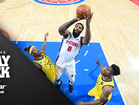 Pistons stay on a roll, make it 7 of 8 by beating Pacers: 'It's about us'