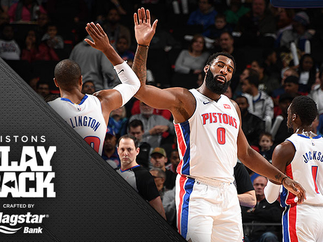 Fourth-quarter fireworks as Pistons blast Minnesota to stay hot