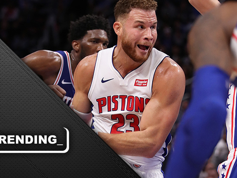 Casey vows to get Pistons out of 1st place in NBA Ts – and Griffin flexes his leadership muscles to get it done