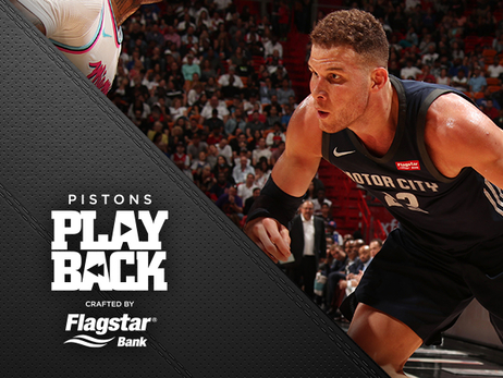 Heat push Pistons to the brink as loss drops them 4 games out of playoff position