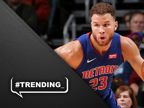 Blake Griffin – healthy and at ease – emerges as Pistons unmistakable leader