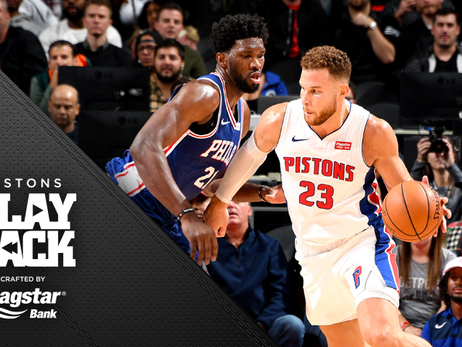 'M-V-P! M-V-P!' – Griffin's 50 nets the Pistons OT win, stirs the imagination