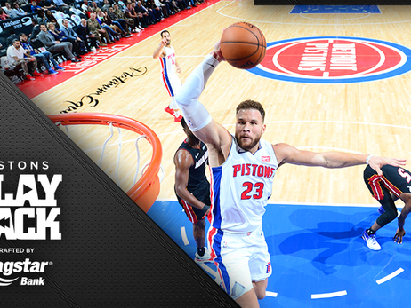 Another tough OT loss, but Pistons see signs of Griffin-Jackson flourishing