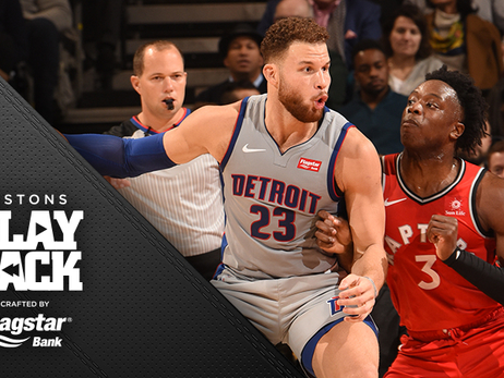'This is a great win for you, Coach' – Pistons roar back to beat Toronto in Casey's homecoming