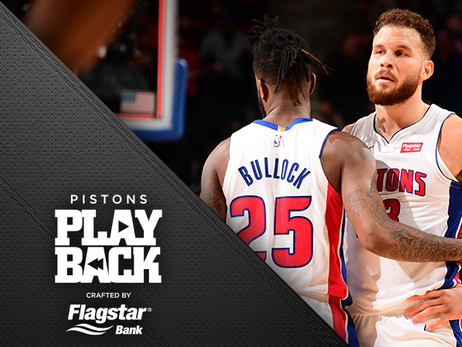 Griffin points the finger – at himself – as Pistons comeback falls short