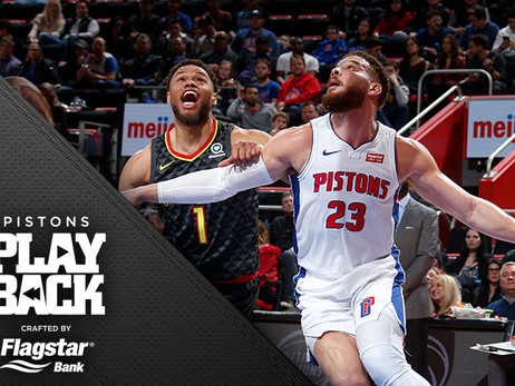 Bah humbug: Pistons start rally too late, lose to Atlanta