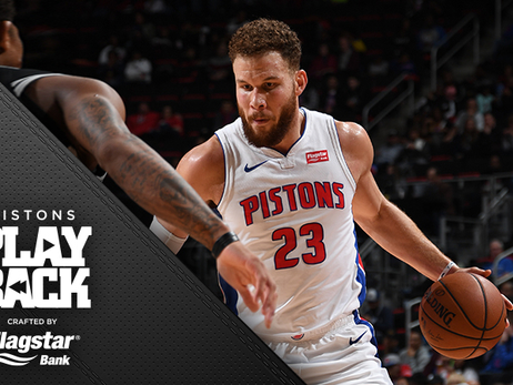 Pistons sag with Griffin on bench as another early lead zapped in loss to Spurs