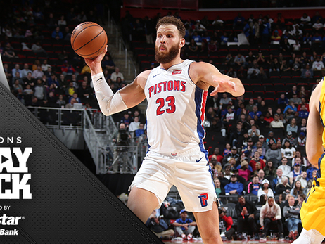 Sizzling start, powerful finish as Pistons make it 7 of 8 with win over Pacers