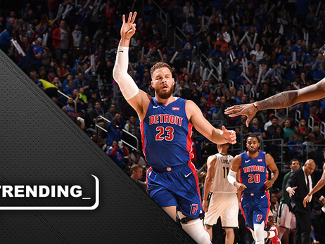 A well-deserved All-NBA berth for Griffin caps launch of Pistons Casey era