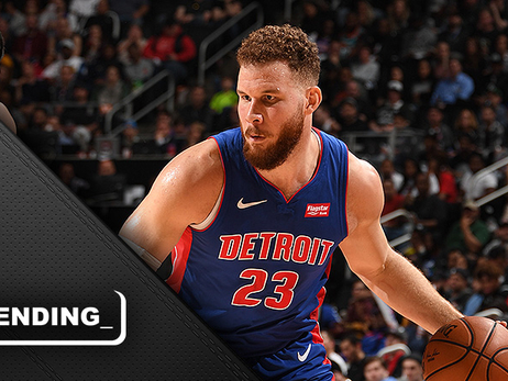 'Blake played his heart out' – Griffin sends Pistons off with impassioned speech