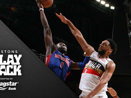 3-point shooters misfire, but Pistons check off other boxes on Casey's to-do list in win at New Orleans