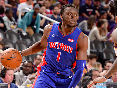 Pistons in Review: Reggie Jackson