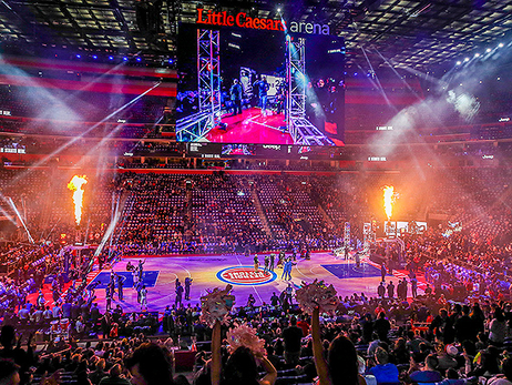 Detroit Pistons Announce 2019 Preseason Schedule