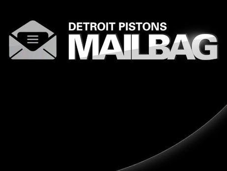 Pistons Mailbag - October 7, 2015