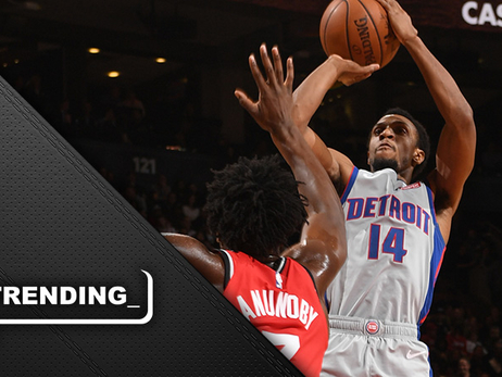 As Pistons wait on 3-point shooting, Casey looks to defense to improve on top-10 ranking