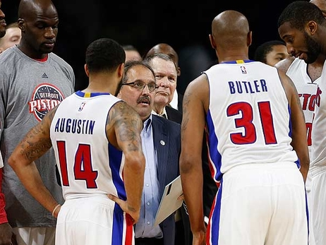 A little progress pays off for a Pistons team that never saw themselves in their record